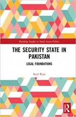 The Security State in Pakistan: Legal Foundations