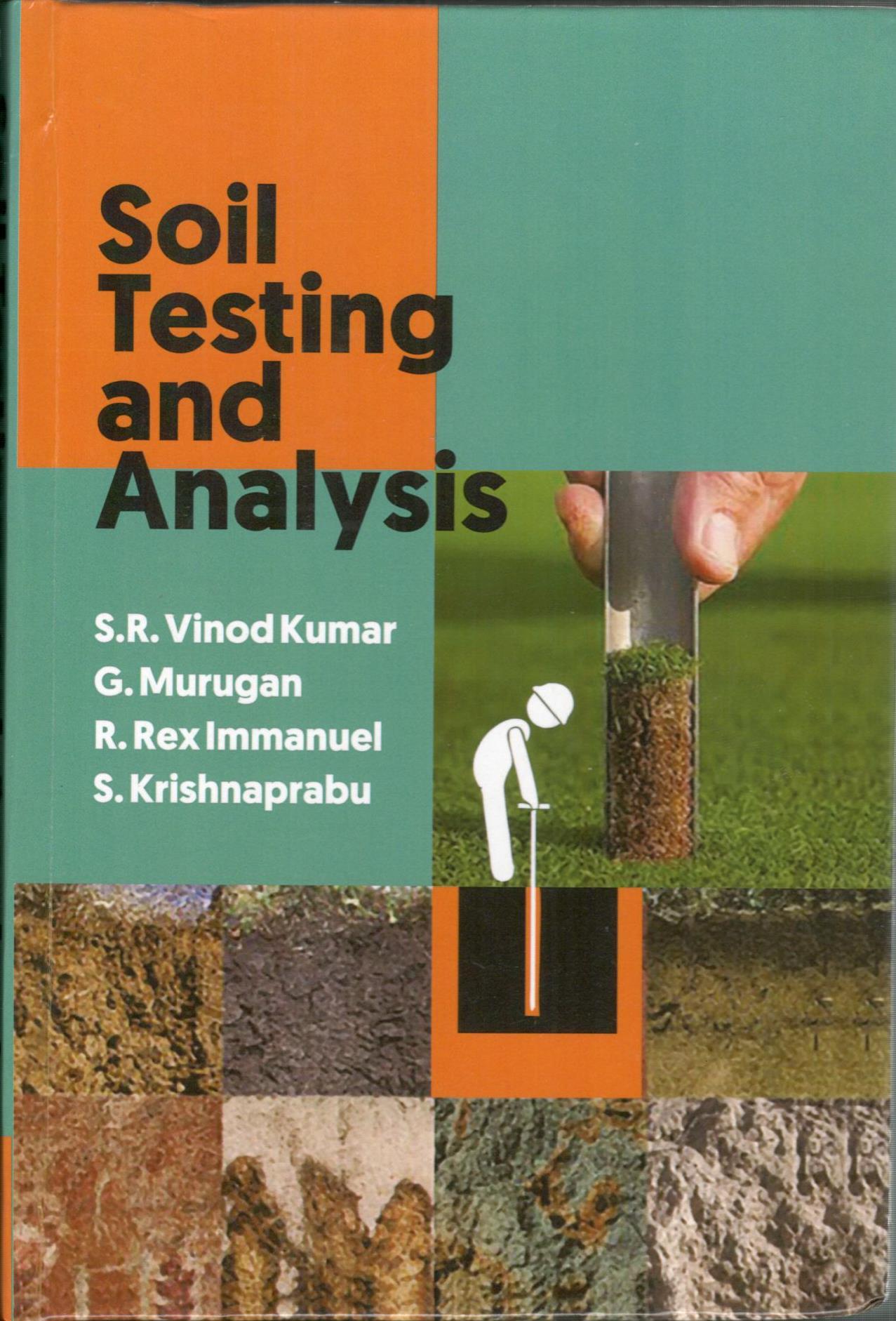 Soil Testing and Analysis (Hardback)