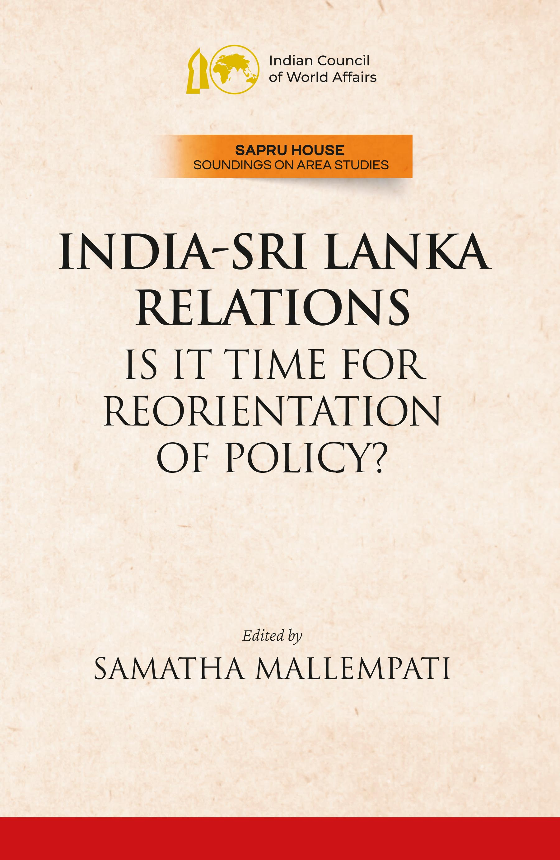 India-Sri Lanka Relations: Is it Time for Reorient…