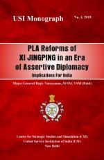 PLA Reforms of XI Jingping in an Era of Assertive …