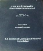 The Bhagavata (Srimad Bhagavata Mahapurana) Critic…