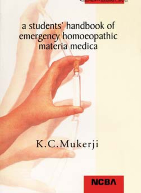 A Students' Handbook of Emergency Homoeopathic Mat…