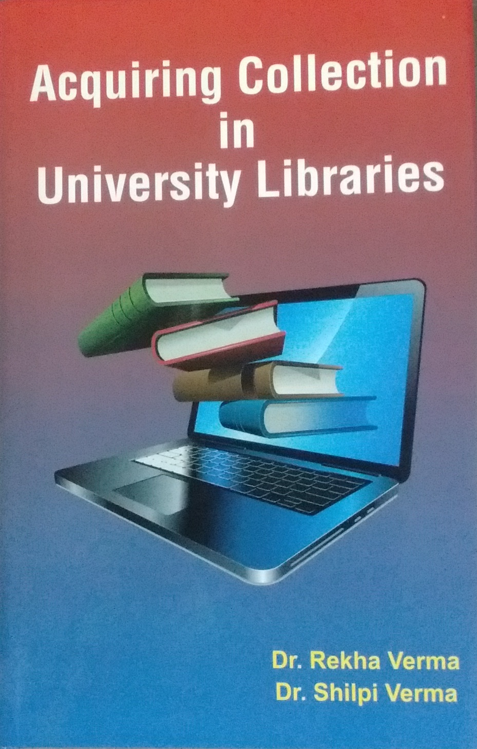 Acquiring Collection in University Libraries