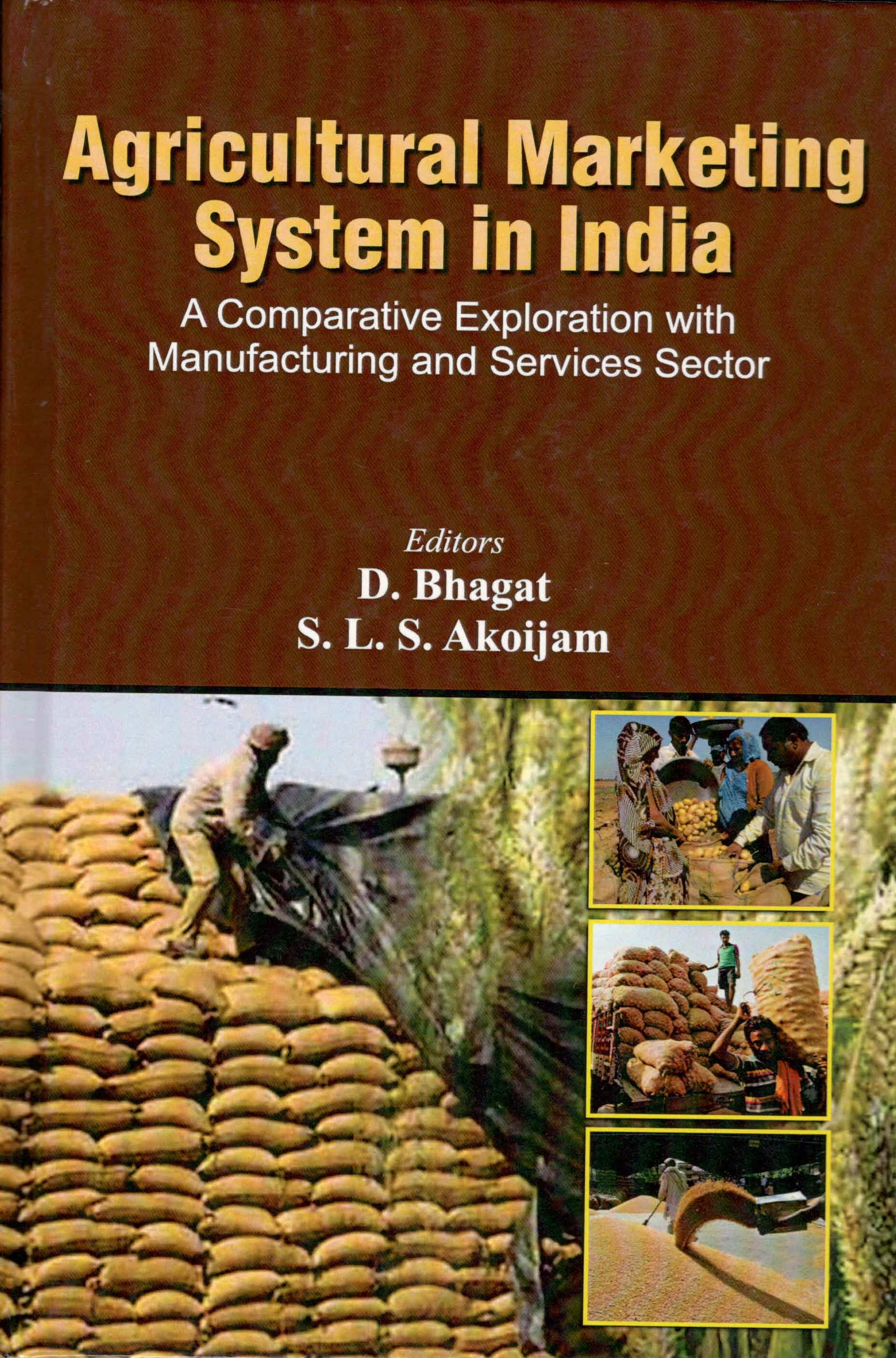 Agricultural Marketing Syestem in India