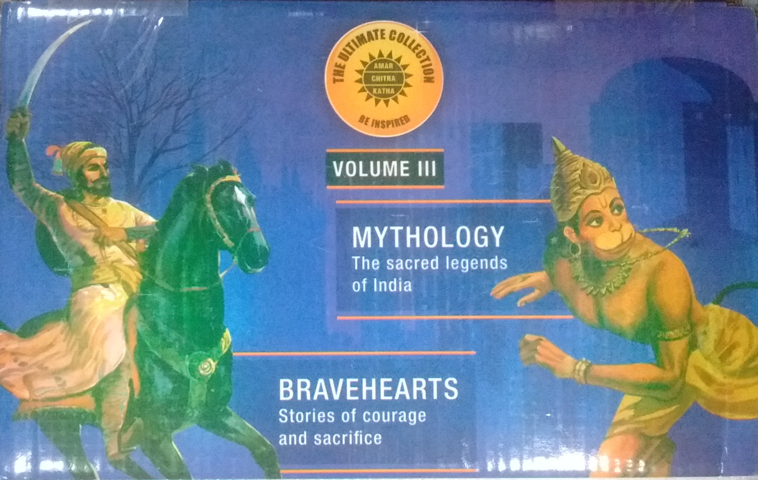 Amar Chitra Katha Ultimate Collection Volume III M…