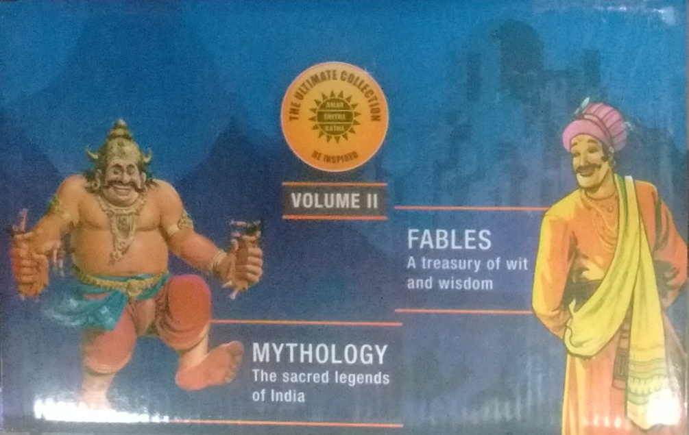 Amar Chitra Katha Ultimate Collection Volume I. My…