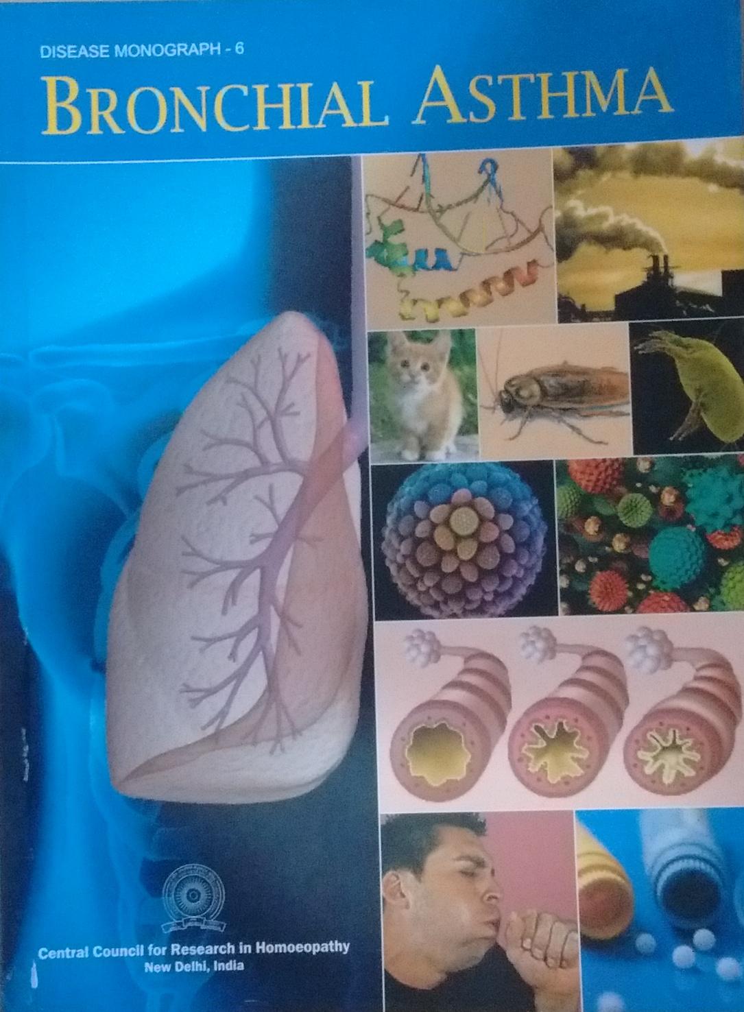 Bronchial Asthma (Disease Monograph-6)