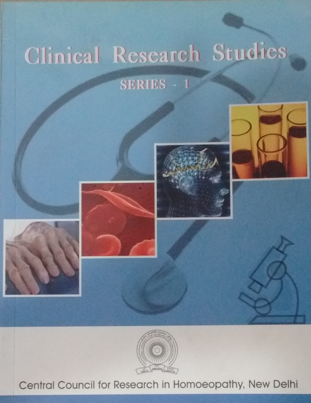 Clinical Research Studies Series - 1 (reprint Edit…