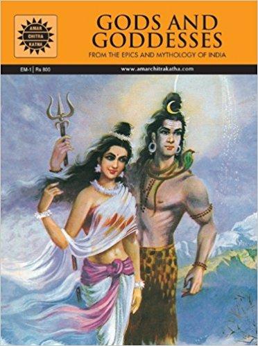 Gods and Goddesses (From the Epics and Mythology o…