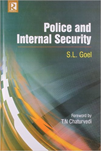 Police and Internal Security forwarded by T N Chat…