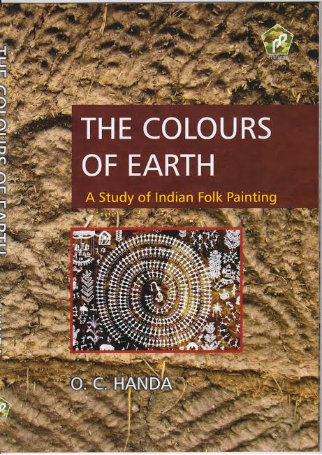 The Colours of Earth: A Study of Indian Folk Paint…