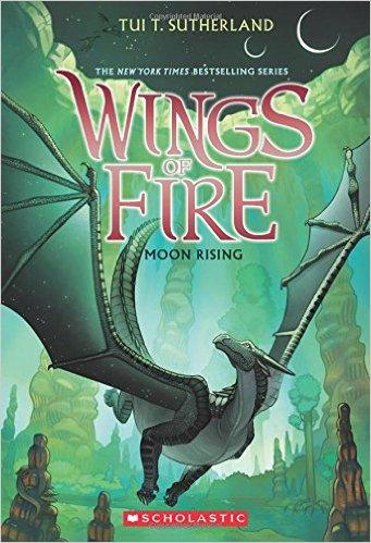 Wings of Fire: Moon Rising (Hardbound)