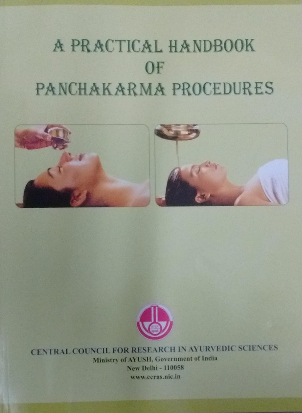 * Ayush Pub: A Practical Handbook of Panchakarma P…