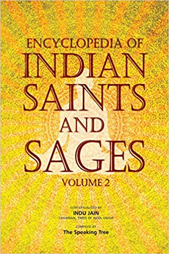 Encyclopedia of Indian Saints and Sages Vol. 2