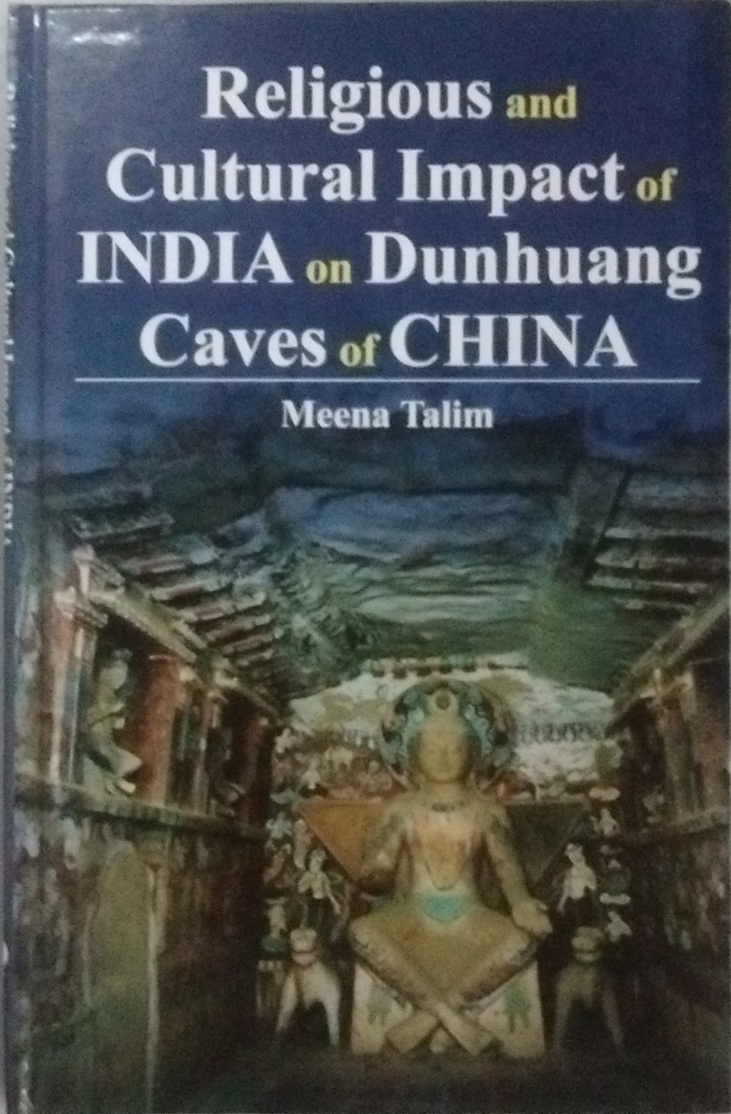 Religious and Cultural impact of India on Dunhuang…